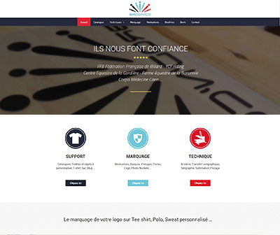 Creation site Internet Caen Calvados